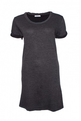 American Vintage Grey Cotton Dresses