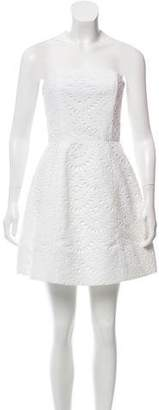 Alice + Olivia Lace Mini Dress w/ Tags