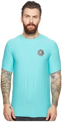 VISSLA Everyday S/S Surf Shirt Men's Swimwear