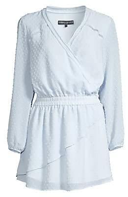 Generation Love Women's Verona Polka-Dot Mini Dress