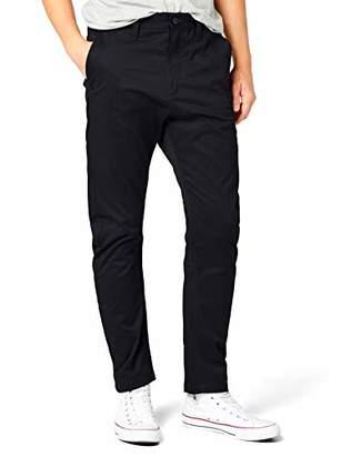 G Star Men's Bronson Tapered Chino Trousers, (Mazarine Blue 5126-4213)