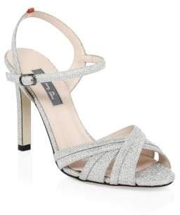 Sarah Jessica Parker Cadence Peep-Toe Heels