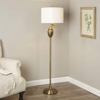 Birch Lane Aurora 60 Swing Arm Floor Lamp