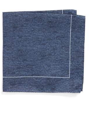 BOSS Denim Pocket Square