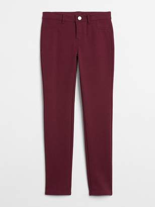 Gap Uniform Ponte Pants