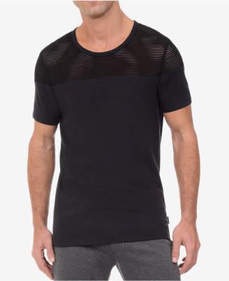2xist Men's Open-Mesh T-Shirt