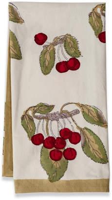 Couleur Nature Cherry Cotton Tea Towel (Set of 3)