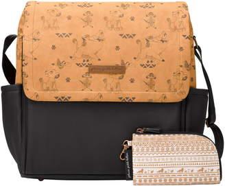 Petunia Pickle Bottom x Disney Lion King Boxy Diaper Bag
