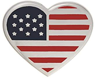 Alex and Ani Color Infusion Heart Flag Pin