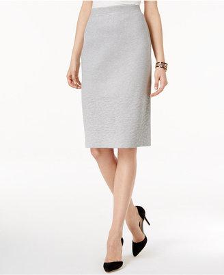 Grace Elements Pencil Sweater Skirt $70 thestylecure.com
