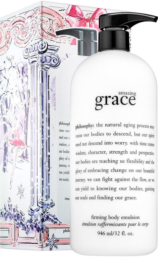 Philosophyphilosophy Amazing Grace Firming Body Emulsion Holiday Edition