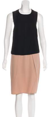 Alessandro Dell'Acqua Sleeveless Mini Dress