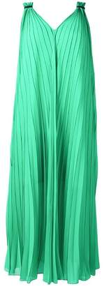 Escada Sport pleated flared dress