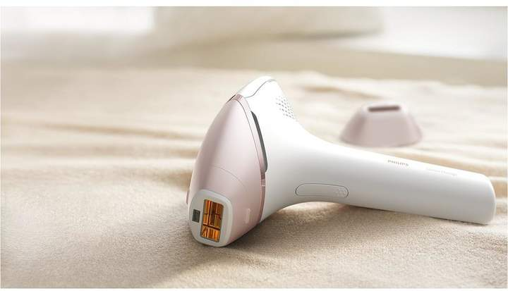 Philips Lumea Prestige, IPL Hair Removal System BRI950/00 for Body & Face, Corded & Cordless