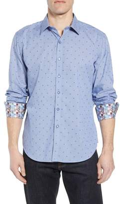 Robert Graham Platt Classic Fit Sport Shirt