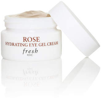 Fresh Rose Hydrating Eye Gel Cream, 0.5 oz.