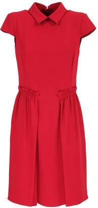 Emporio Armani short-sleeved dress