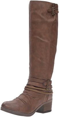 Carlos by Carlos Santana Women's Candace Wide Calf Riding Boot $40.85 thestylecure.com