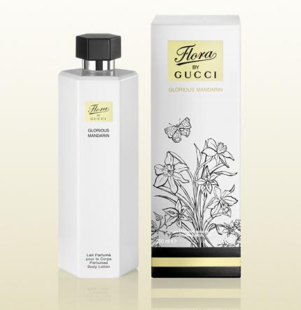 Gucci Flora By Glorious Mandarin 200ml Body Lotion