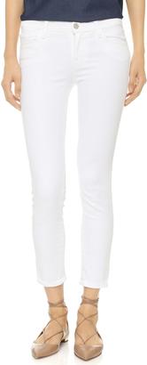 J Brand 835 Mid Rise Capri Jeans $172 thestylecure.com