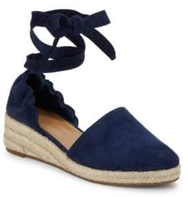 Marc Fisher Baylee Espadrille Wedges