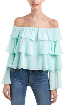 Do & Be DO+BE Do+Be Off-The-Shoulder Top