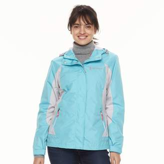 Free Country Women's Lightweight Colorblock Ripstop Jacket