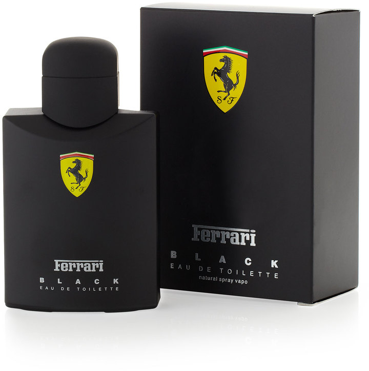 Ferrari Black Eau De Toilette Spray