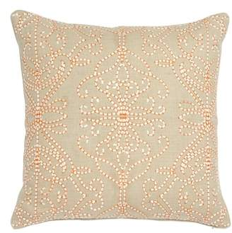 Harlequin Amazilia Embroidered Accent Pillow