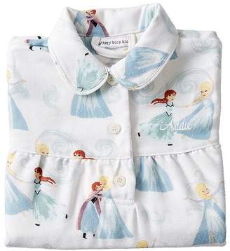 Pottery Barn Kids Disney Olaf Cotton Tight Fit Pajamas