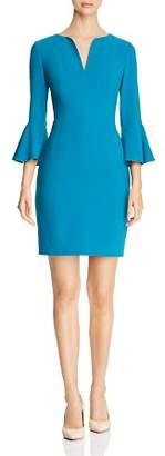 Elie Tahari Natanya Bell Sleeve Dress
