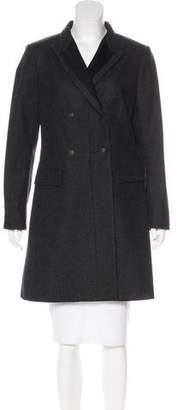 Rag & Bone Wool Double-Breasted Coat