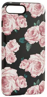 Pottery Barn Teen The Emily & Meritt Phone Case, IPhone 7 Plus, Bed of Roses