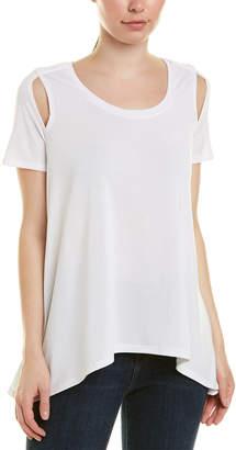 BCBGMAXAZRIA Cutout T-Shirt