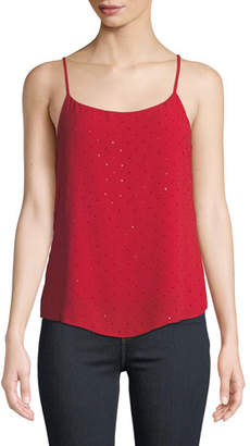 Bailey 44 Stone Fox Embellished Georgette Cami