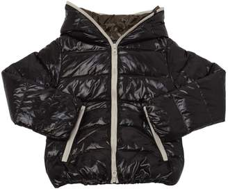 Duvetica Tia J Water-Resistant Nylon Down Jacket