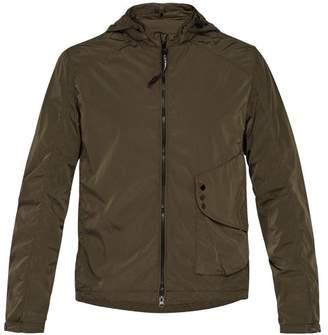 C.P. Company Goggle Hood Shell Jacket - Mens - Khaki