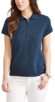 Cherokee Women's Essential Short Sleeve Polo