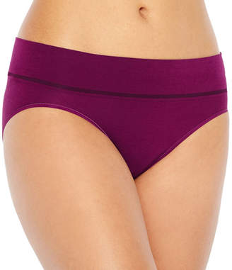 Jockey Natural Beauty Seamfree Microfiber High Cut Panty 2453