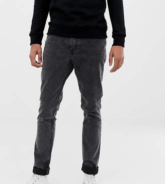 Cheap Monday Tight Slim Jeans Record Black