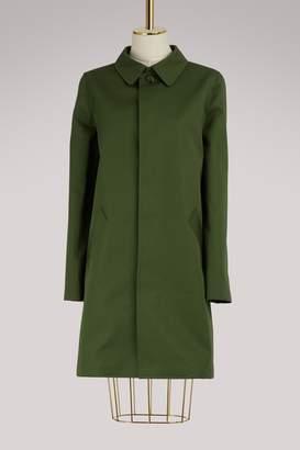 A.P.C. Belleville cotton raincoat