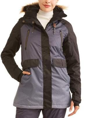 Iceburg Women's Absinthe Insulated Snowboarding Jacket