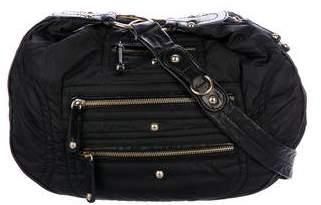 Tod's Nylon Pashmy Luna Bag