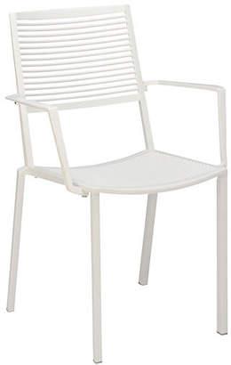 Janus et Cie Easy Armchair - White
