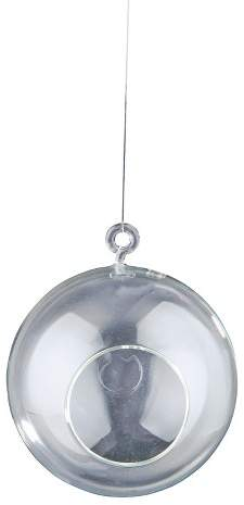 Diamond Star Hanging Glass Tea Light Candleholder - Diamond Star®