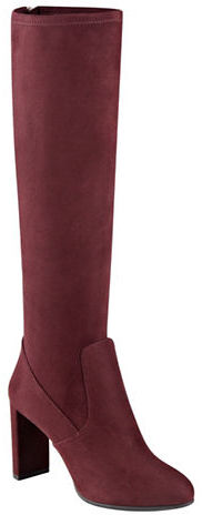 Nine WestNine West Kellan Suede Knee-High Boots
