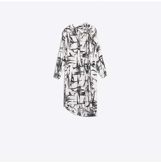 Balenciaga Twisted Elastic Dress