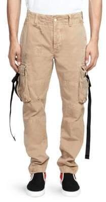 Palm Angels Slim Cargo Pants