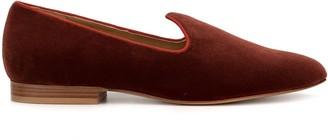 Le Monde Beryl plain slipper shoes