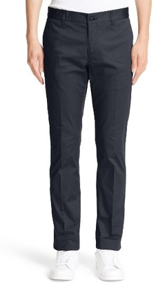 Men's Moncler Elastic Back Waist Chinos $270 thestylecure.com